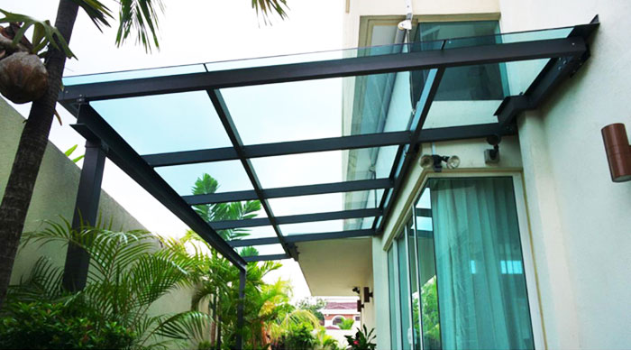 glass roofing in bangalore